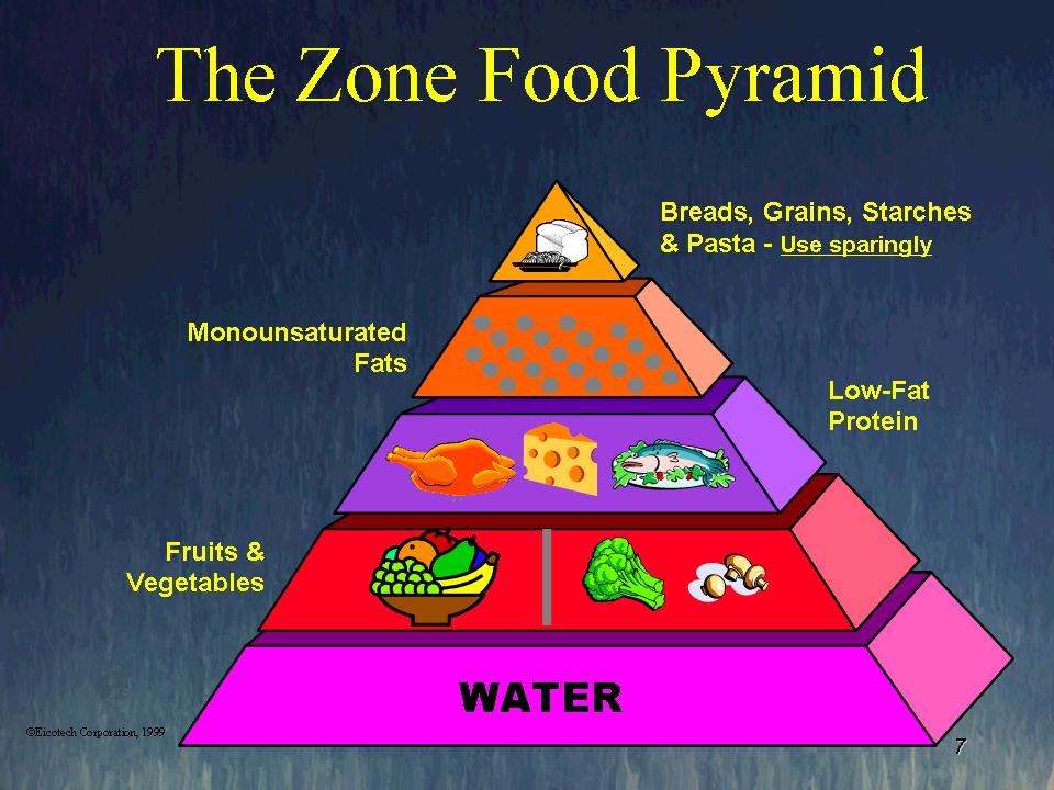 atkins diet vs food pyramid